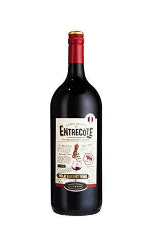 Rượu Vang Pháp Gourmet Pere & Fils Entrecote Merlot - Cabernet Sauvignon 1,5L