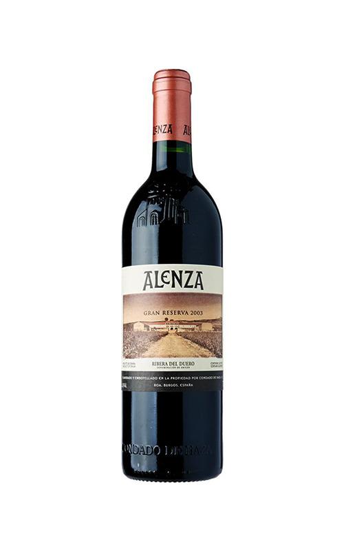 Rượu Vang Tây Ban Nha Condado de Haza Alenza Gran Reserva