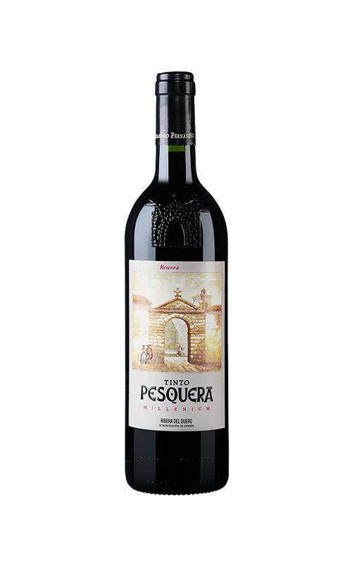 Rượu Vang Tây Ban Nha Tinto Pesquera Millenium Reserva