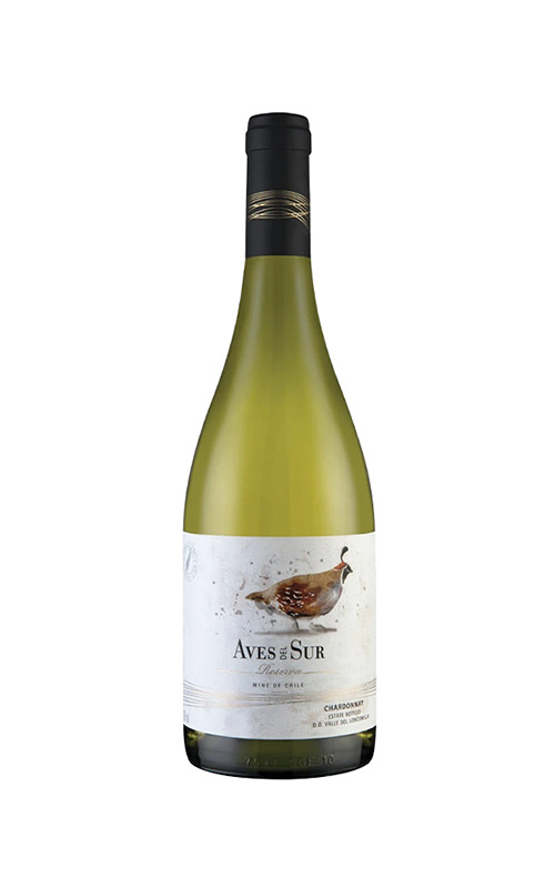 Rượu Vang Trắng Aves del Sur Reserva Chardonnay