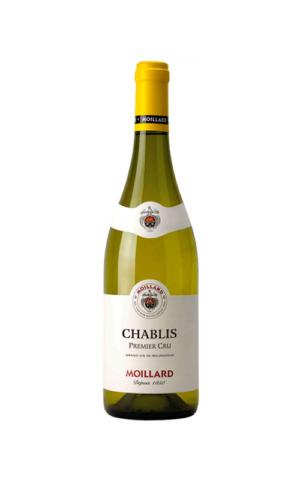 Rượu Vang Trắng Moillard Chablis Premier Cru 2018