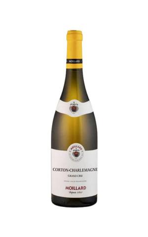 Rượu Vang Trắng Moillard Corton Charlemagne Grand Cru 2016