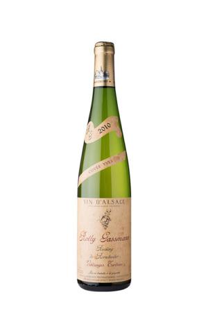 Rượu Vang Trắng Rolly Gassmann Riesling Kappelweg de Rorschwihr