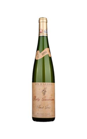 Rượu Vang Trắng Rolly Gassmann Rotleibel De Rorschwihr - Pinot Gris