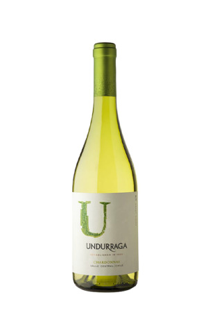 Rượu Vang Trắng Undurraga U Chardonnay