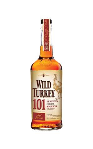 Rượu Whiskey Wild Turkey Bourbon 101