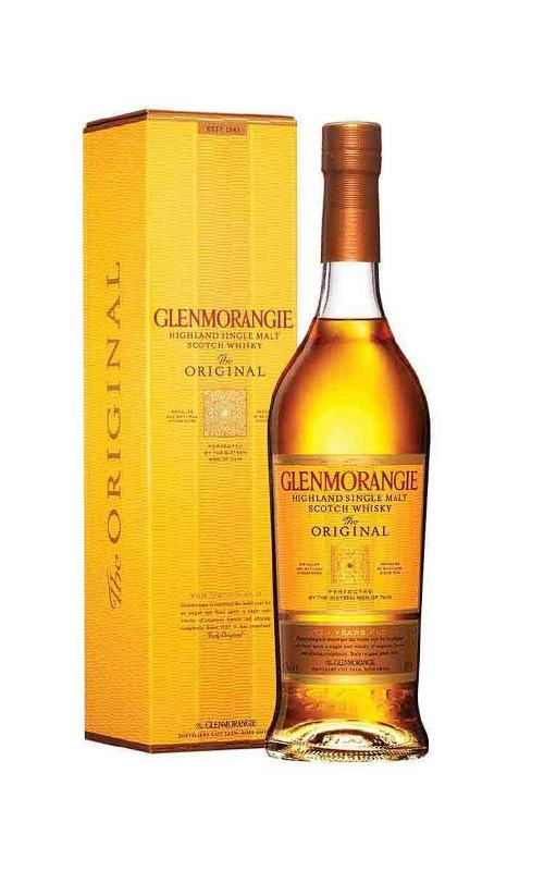 Rượu Whisky Glenmorangie Original 1000ml