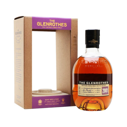Rượu Whisky Glenrothes Vintage 2001