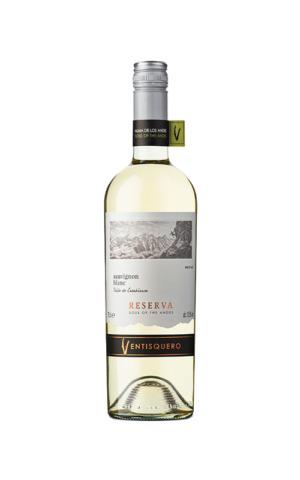 Rượu vang trắng Vina Ventisquero Reserva Sauvignon Blanc