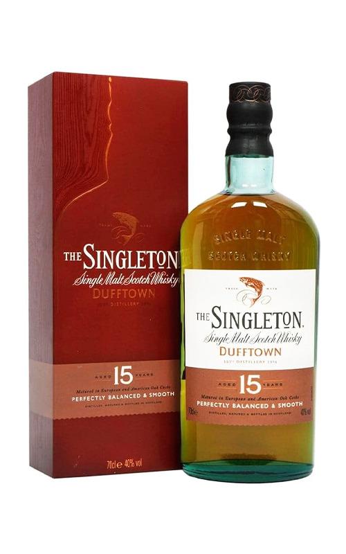 Singleton Dufftown 15 Years Old