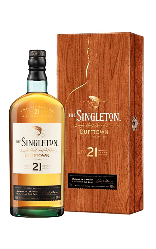 Singleton Dufftown 21 Years Old