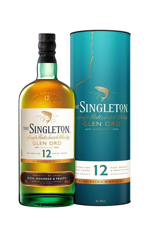 Singleton Glen Ord 12 Years Old