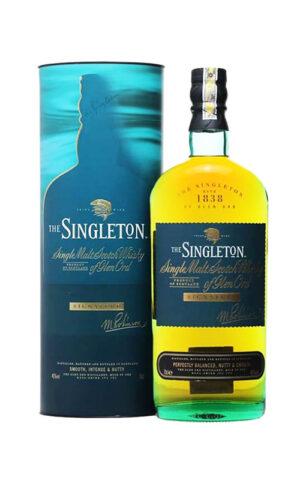 Singleton Glen Ord Signature