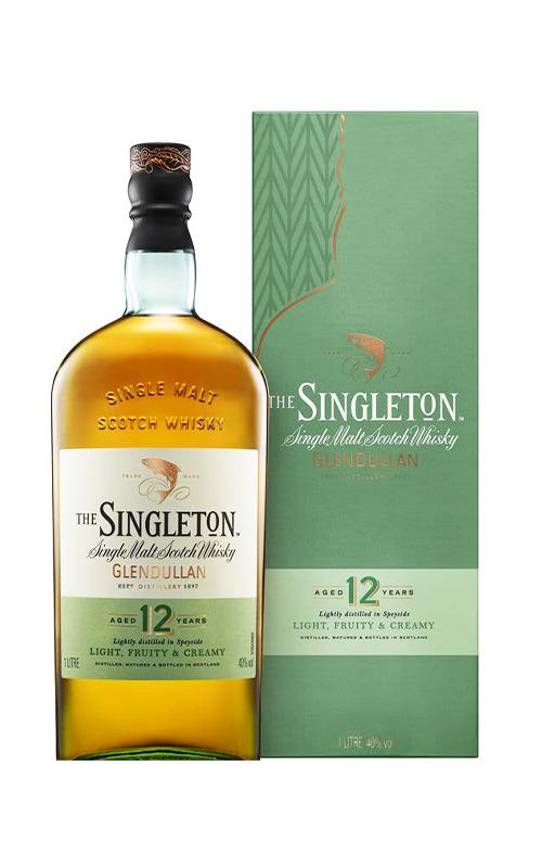 Singleton Glendullan 12 Years Old