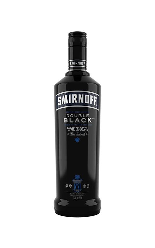 Smirnoff Vodka Black