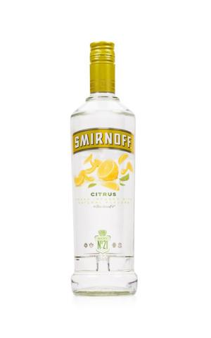 Smirnoff Vodka Citrus