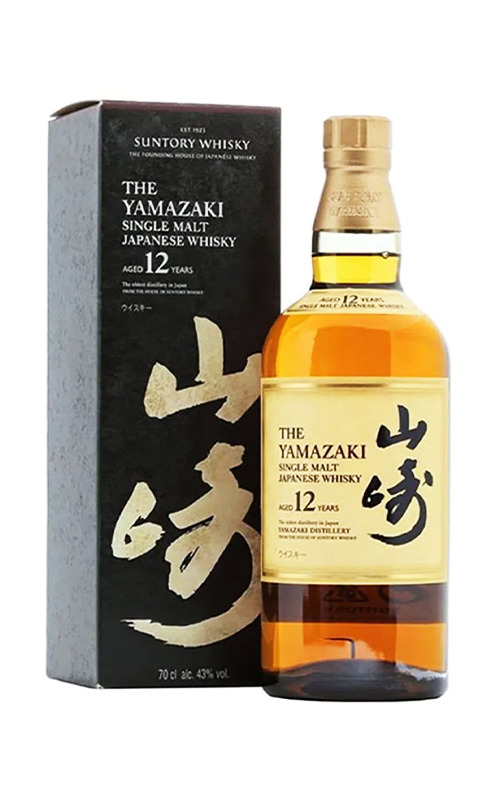 Yamazaki 12 Years Old