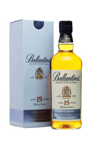 Ballantines 15 Years Old