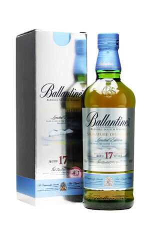 Ballantines 17 Years Old Limited Edition