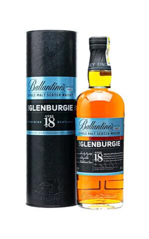 Ballantines The Glenburgie 18 Years Old