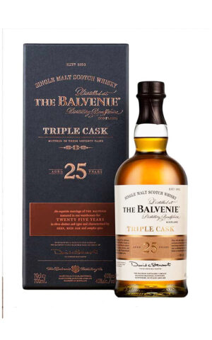 Balvenie 25 Years Old