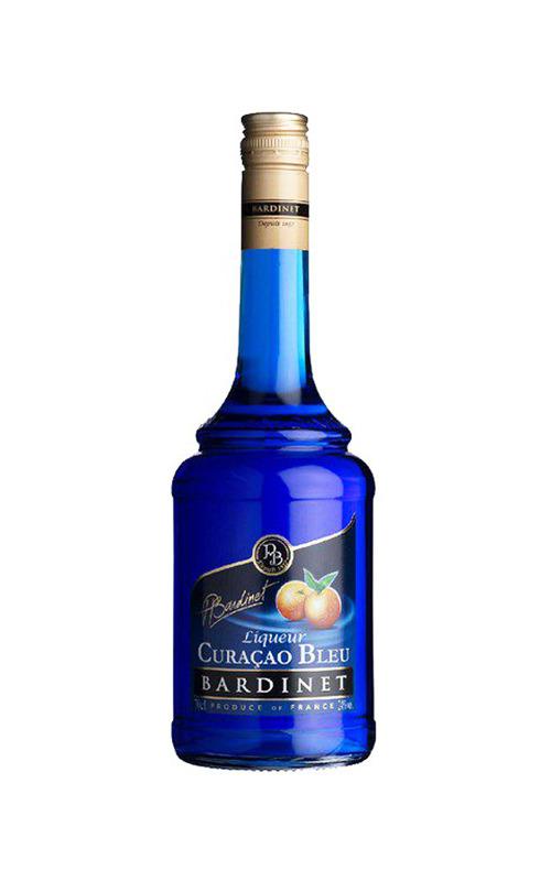 Bardinet Curacao Blue
