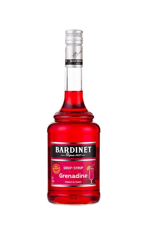 Bardinet Liqueur & Syrup Grenadine