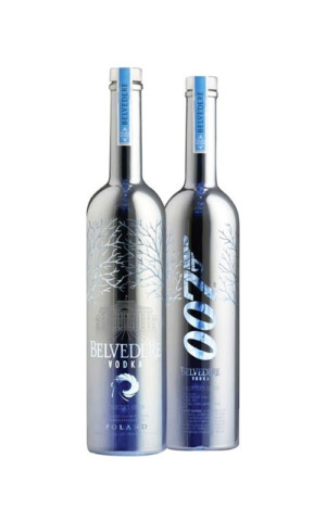 Belvedere Vodka 007 Limited Edition