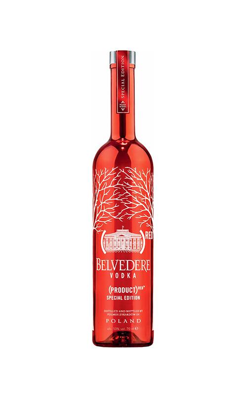 Belvedere Vodka Red 1000ml