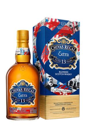 Chivas 13 Extra American Rye Casks (Blue)