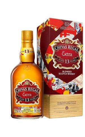 Chivas 13 Extra Oloroso Sherry Casks (Red)