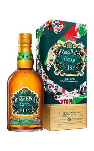 Chivas 13 Extra Tequila Casks (Green)