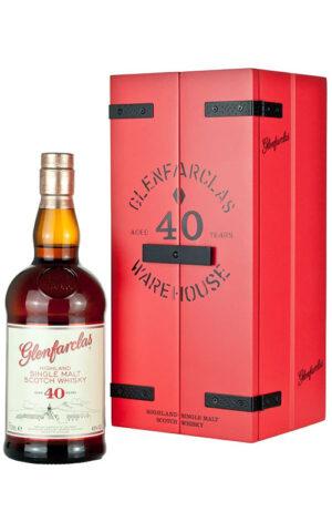 Glenfarclas 40 Years Old