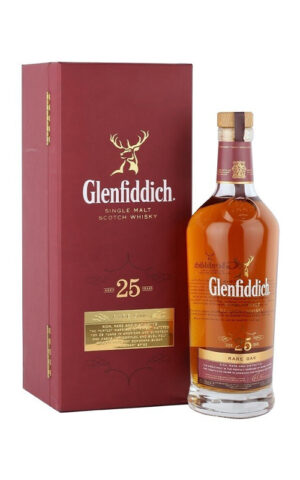 Glenfiddich 25 Years Old