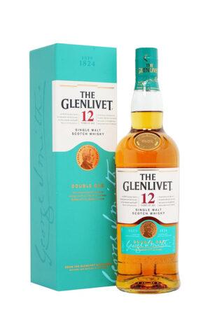 Glenlivet Double Oak 12 Years Old