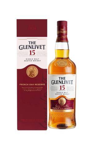 Hộp Quà Glenlivet 15 Years Old