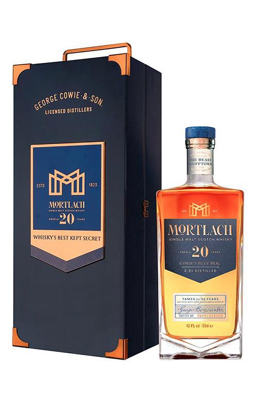 Hộp Quà Mortlach 20