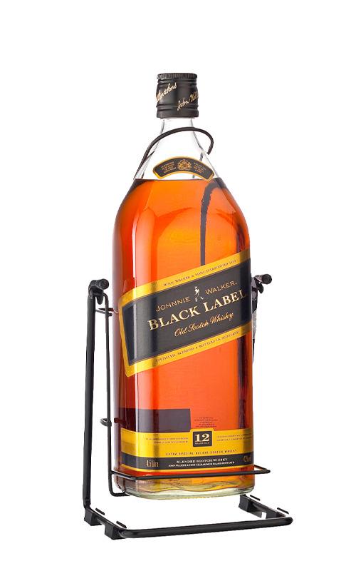 Johnnie Walker Black Label Cradle 3000ml