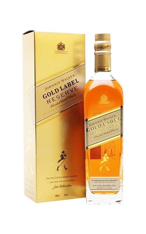Johnnie Walker Gold Reserve 1750ml Cradle