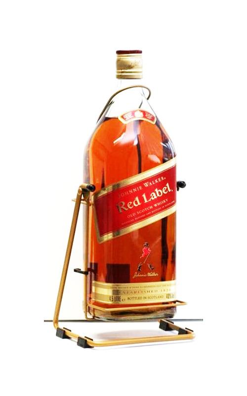 Johnnie Walker Red Label Cradle