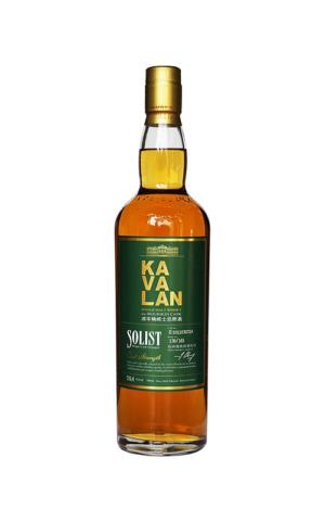 Kavalan Solist ex - Bourbon Cask
