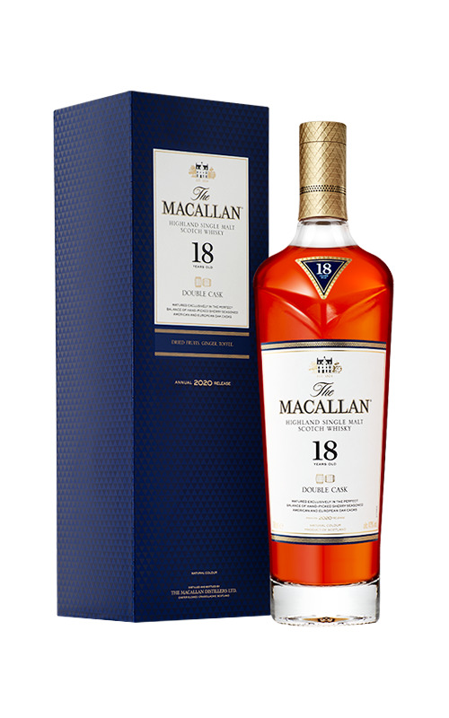 Macallan Double Cask 18 Years Old