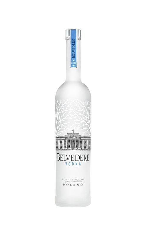 Rượu Belvedere Vodka 3000ml