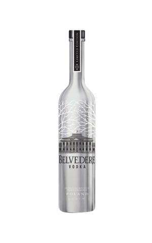 Rượu Belvedere Vodka Silver 1750ml