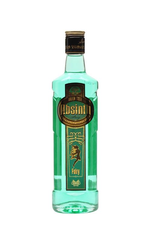 Rượu Liqueur Absinthe Green Tree Absinth Fairy