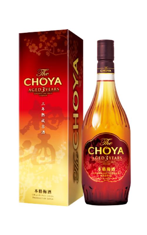 Rượu Mơ Choya Aged 3 Years