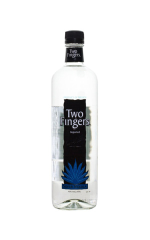 Rượu Pha Chế Two Fingers Silver Tequila