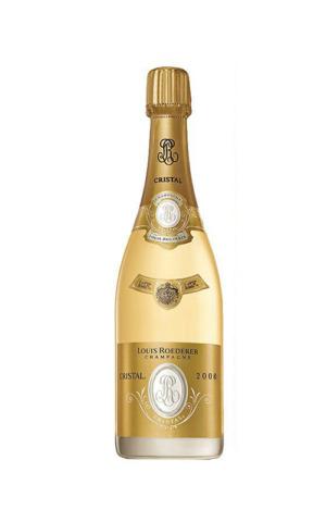 Rượu Sâm Banh Louis Roederer Cristal Millesime Brut 2008