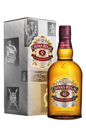Rượu Scotch Chivas 12 Years Old 3000ml