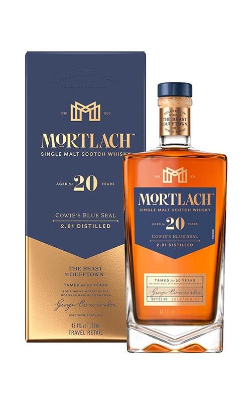 Rượu Scotch Mortlach 20 Years Old